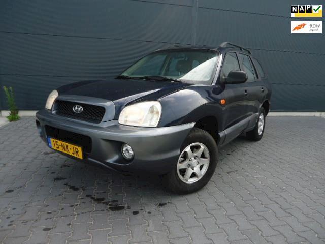 Hyundai Santa Fe 2.0i-16V bouwjaar 2003