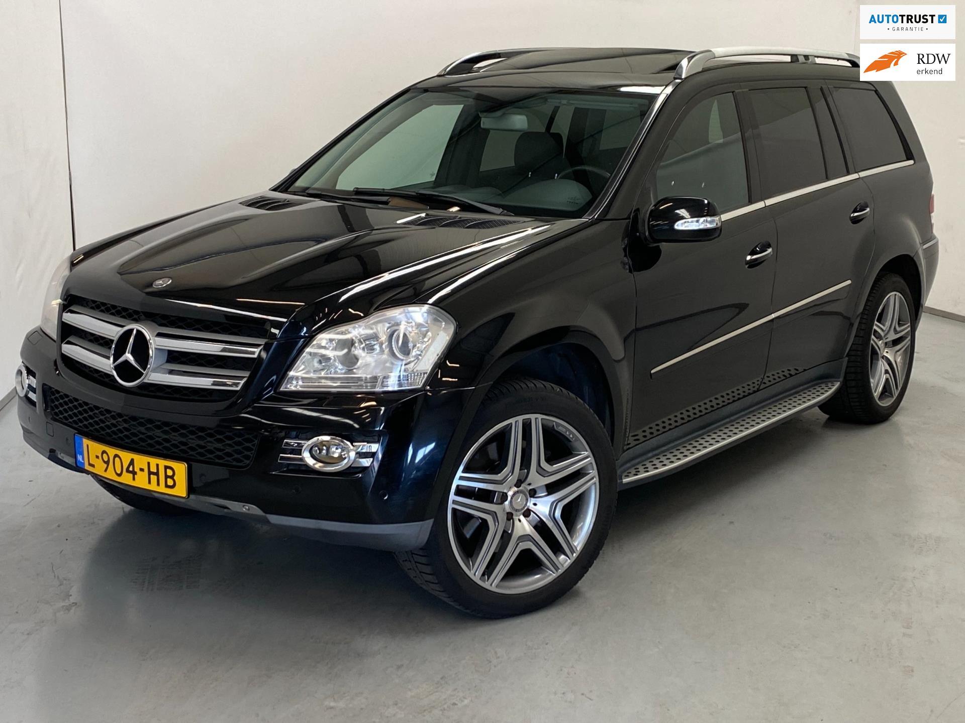 Mercedes-Benz GL-klasse occasion - Van den Brink Auto's