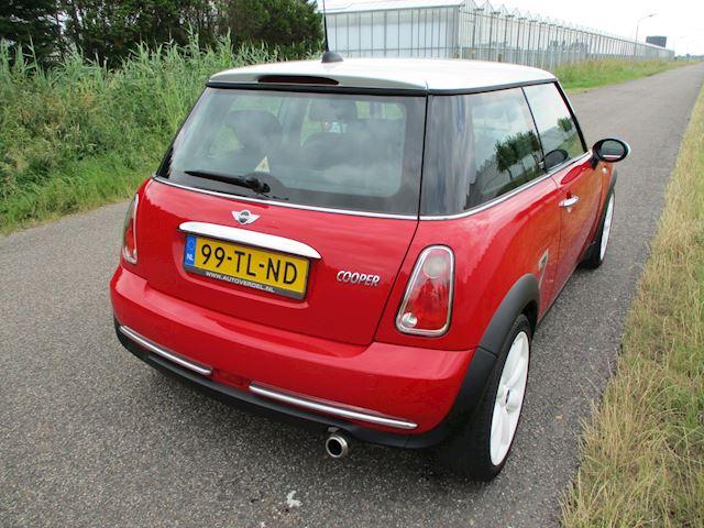 Mini Mini 1.6 Cooper Seven