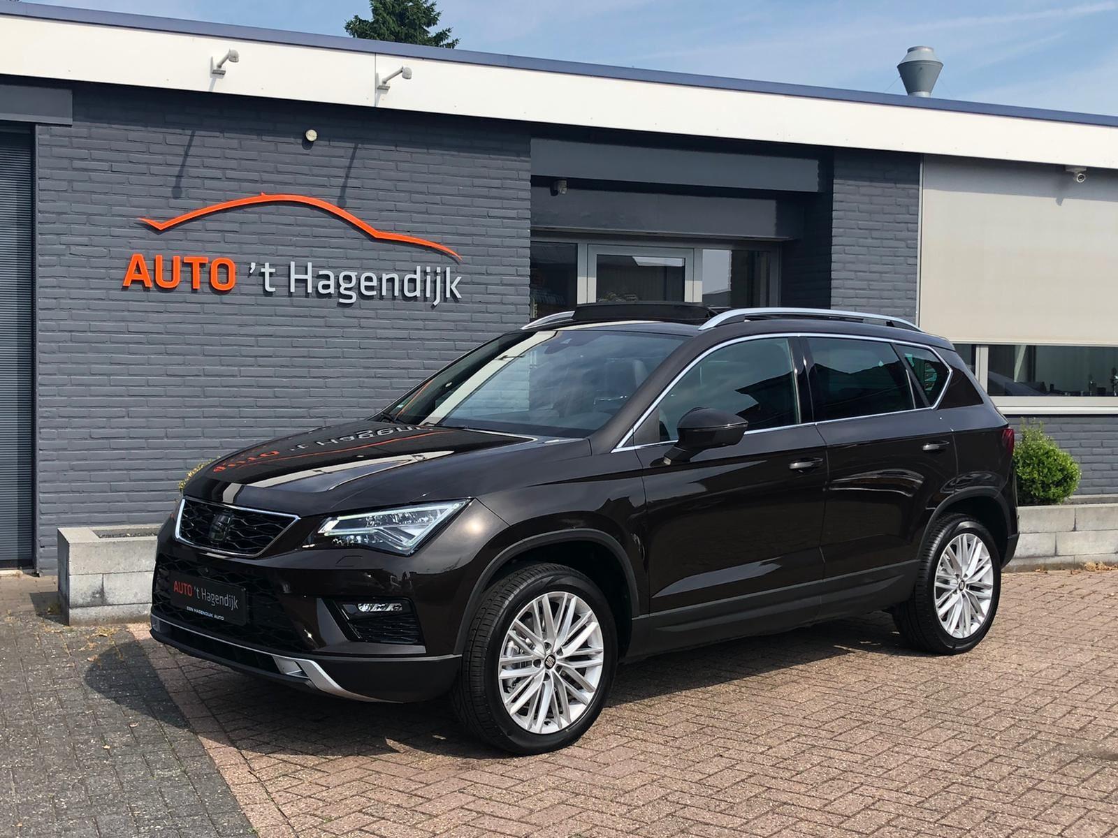 Seat Ateca occasion - Auto 't Hagendijk