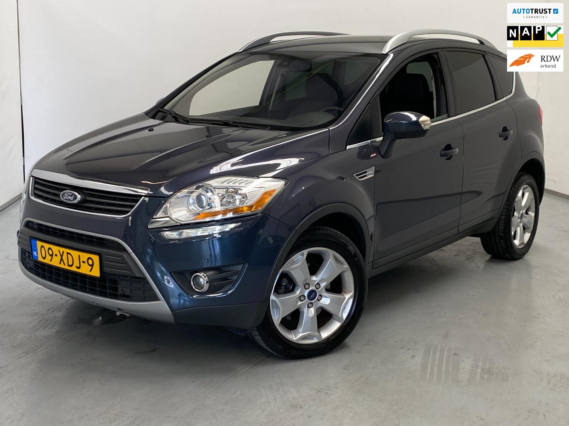 Ford Kuga occasion - Van den Brink Auto's