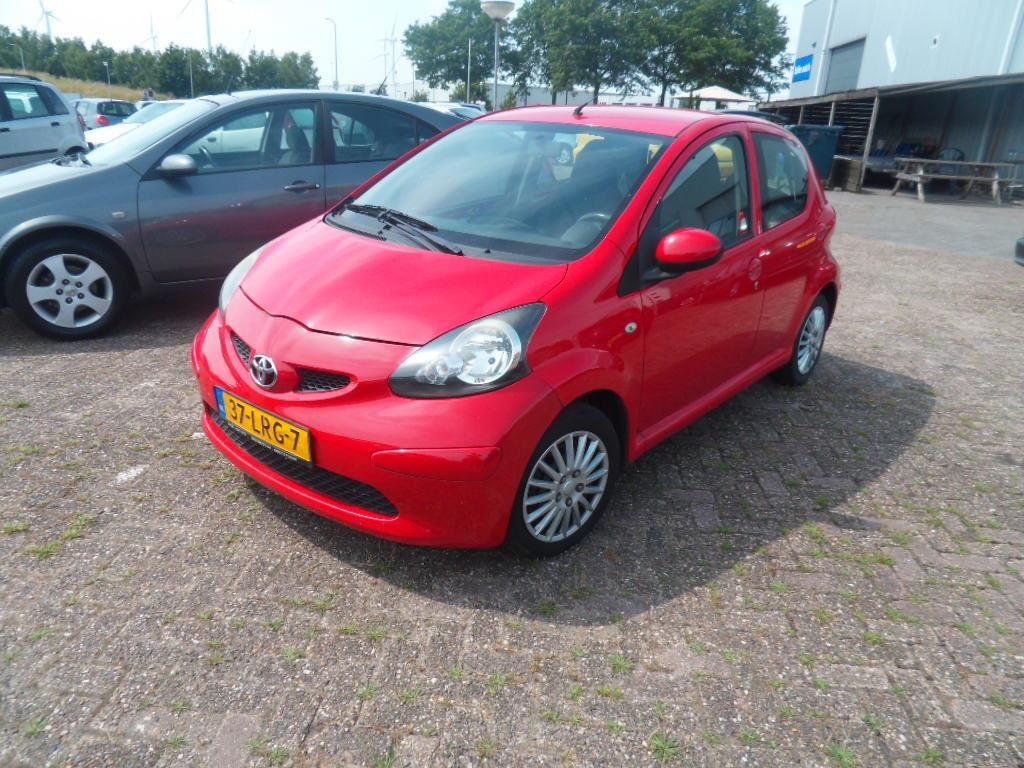 Toyota Aygo occasion - Luttmer Autoservice