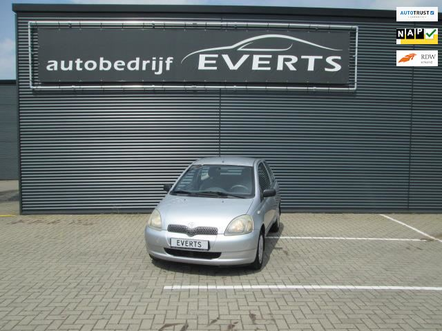 Toyota Yaris occasion - Autobedrijf Everts