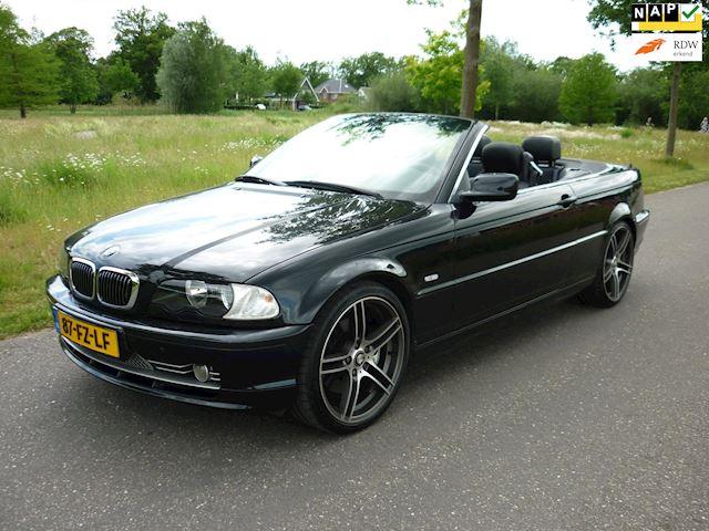 BMW 3-serie Cabrio 330Ci Executive NL auto incl Hardtop en windscherm