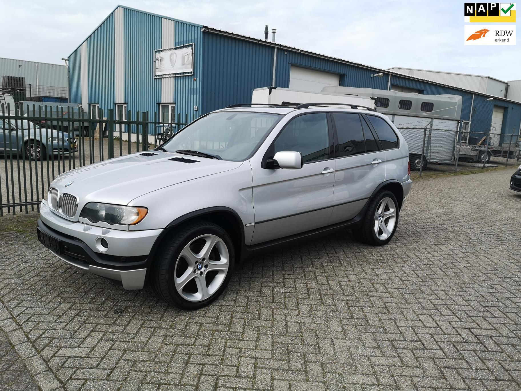 BMW X5 occasion - Polarcars B.V