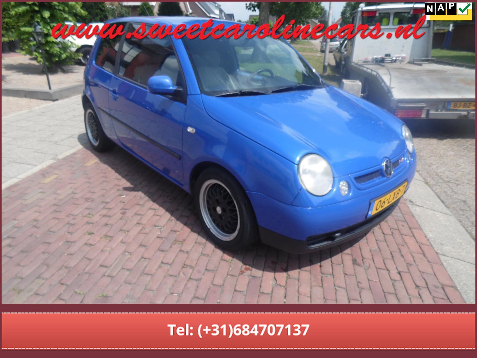 Volkswagen Lupo occasion - Sweet Caroline Cars