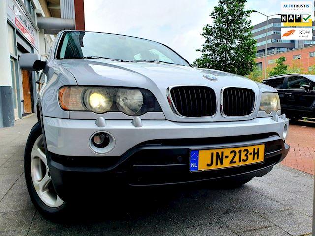 BMW X5 occasion - Haagland Auto's