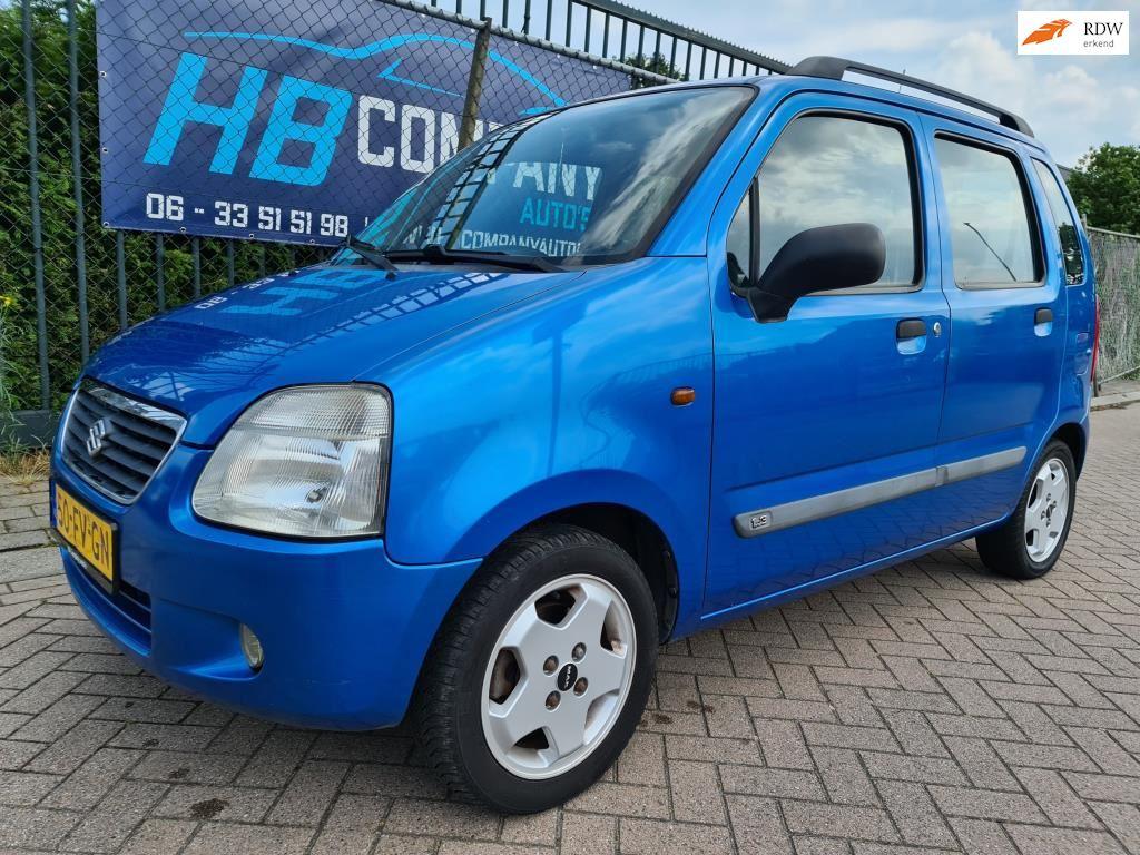Suzuki Wagon R occasion - HB Company Auto's