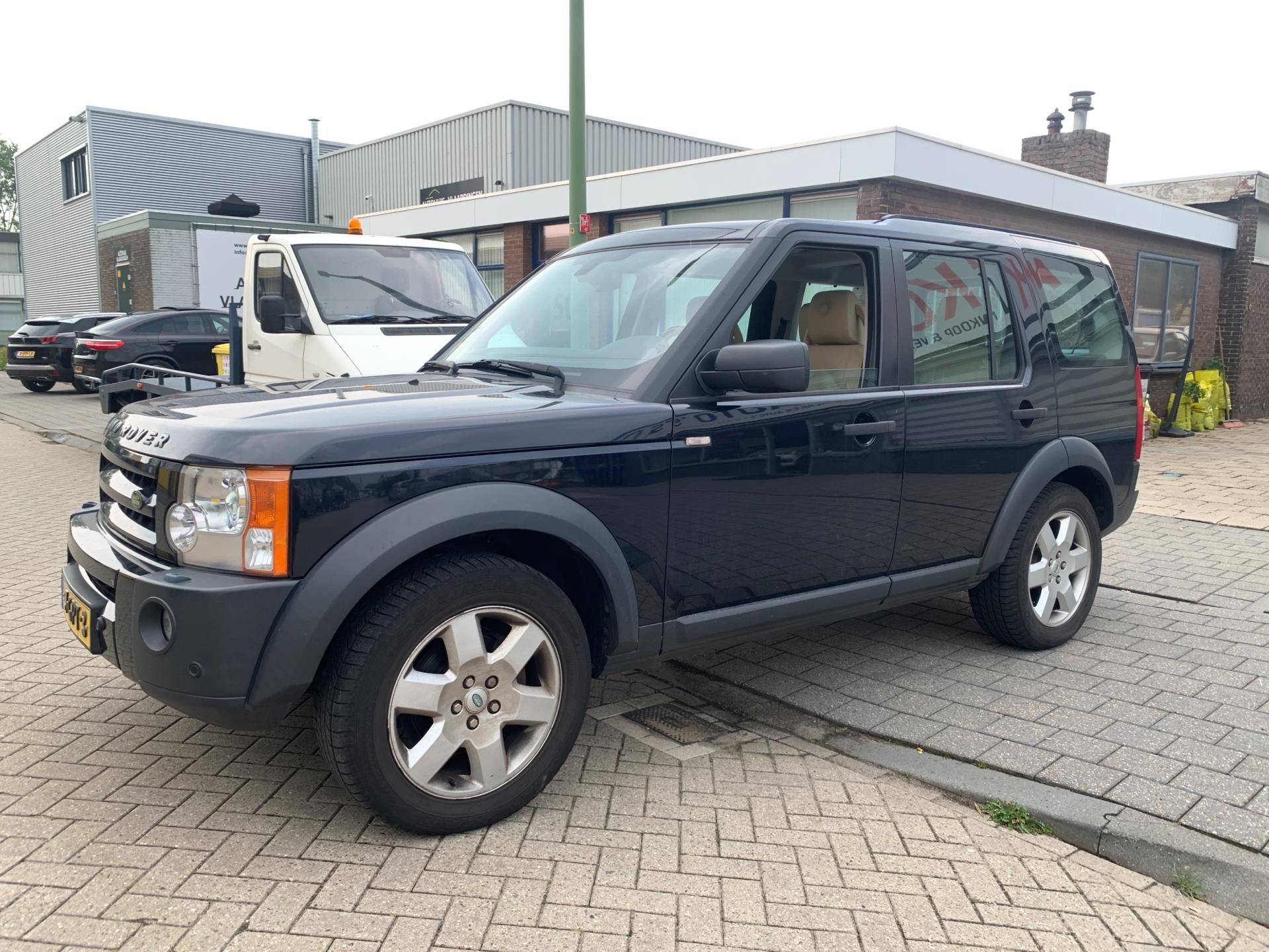 Land Rover Discovery occasion - Kose Auto's