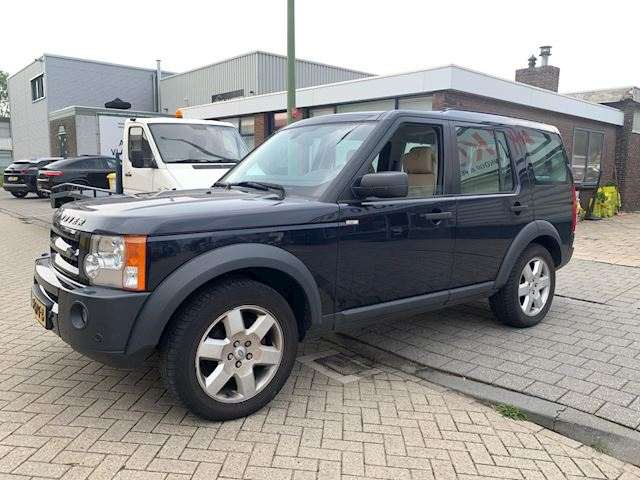 Land Rover Discovery 2.7 TdV6 HSE Premium Pack