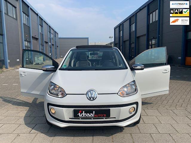 Volkswagen Up! 1.0 high up! BlueMotion I PANO I STOELVERWARMING I NAVI I AIRCO