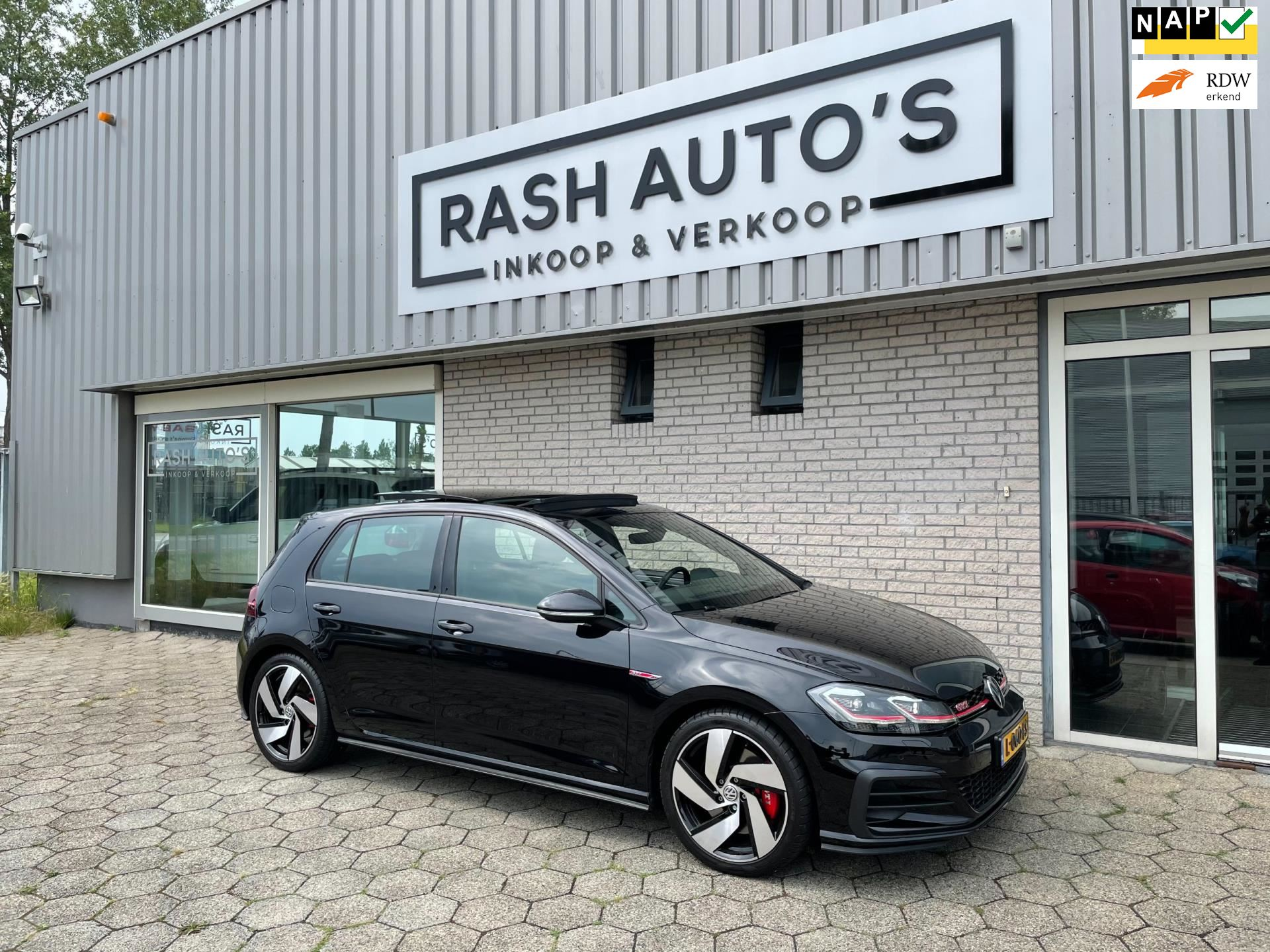 Volkswagen Golf occasion - RASH AUTO'S