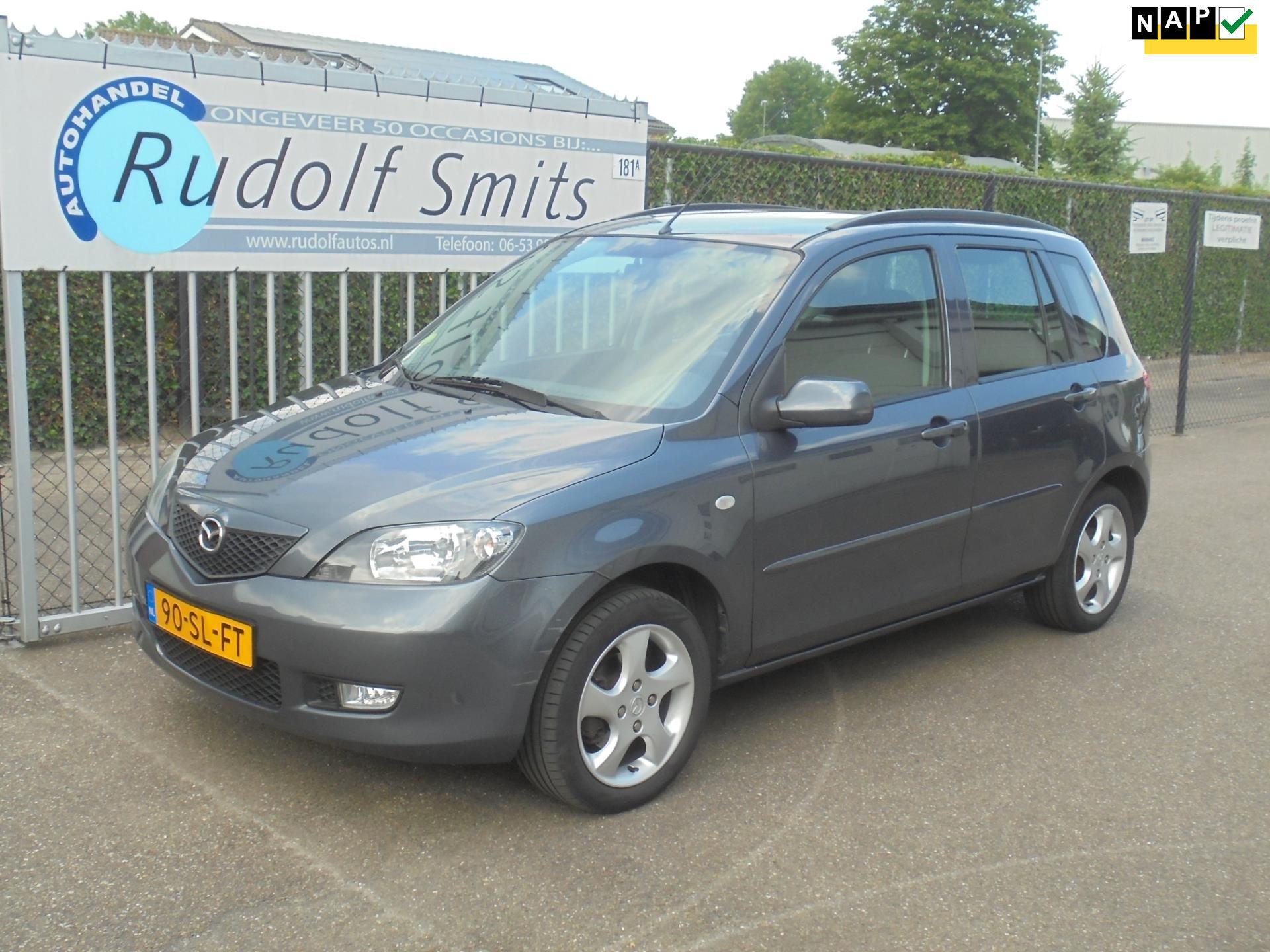 Mazda 2 occasion - Autohandel Rudolf Smits