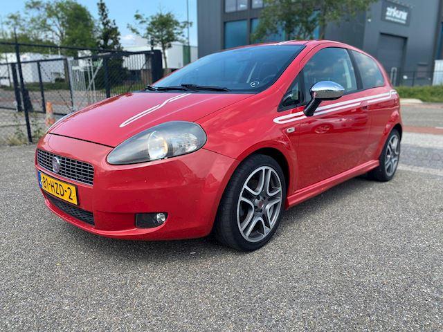 Fiat Grande Punto 1.4-16V Sport *CLIMA/NAP/APK* 91.000KM
