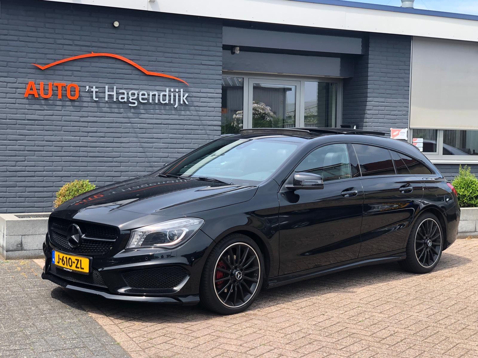 Mercedes-Benz CLA 200 Shooting Brake occasion - Auto 't Hagendijk