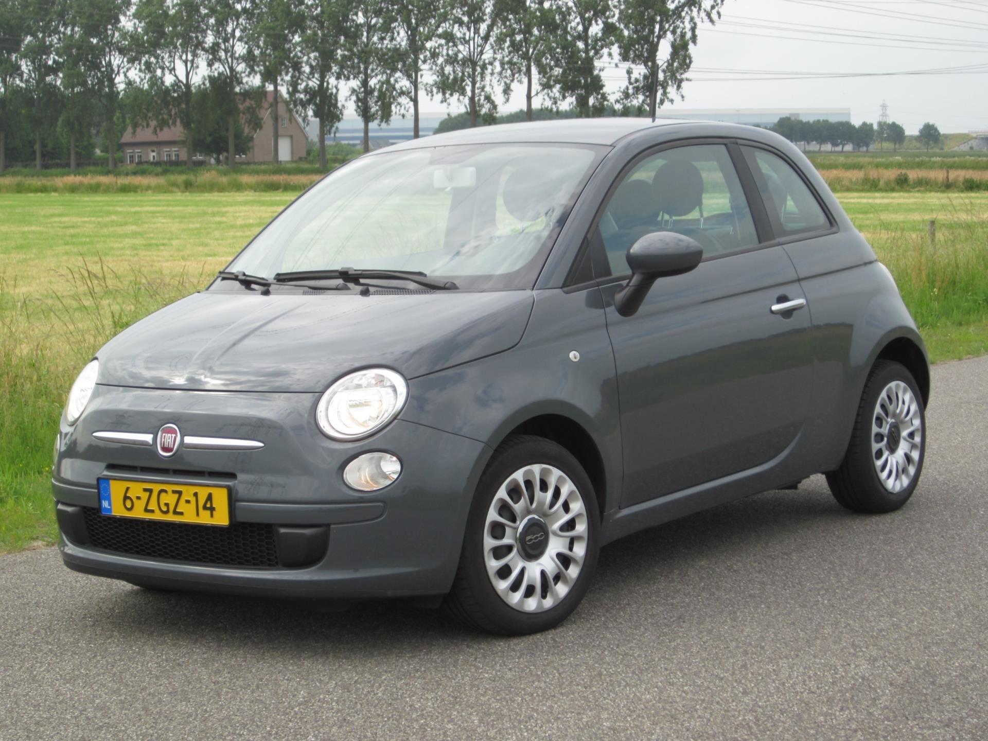 Fiat 500 occasion - Auto4Motion