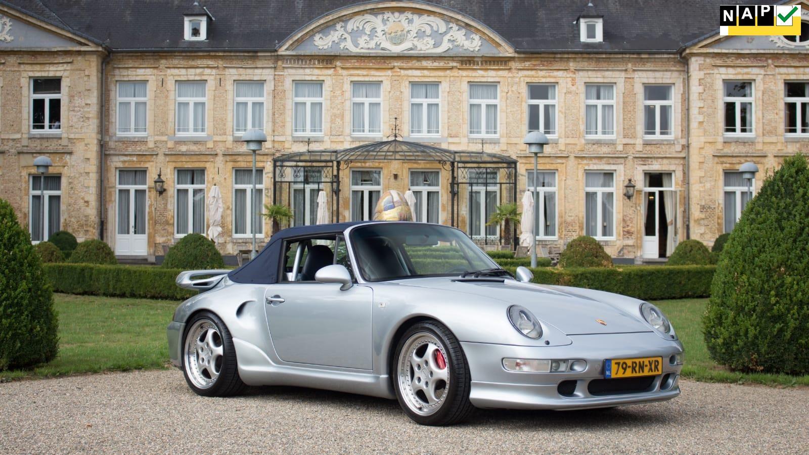 Porsche 993 occasion - Garage Roxs