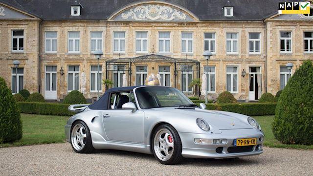 Porsche 993 Twin-turbo S