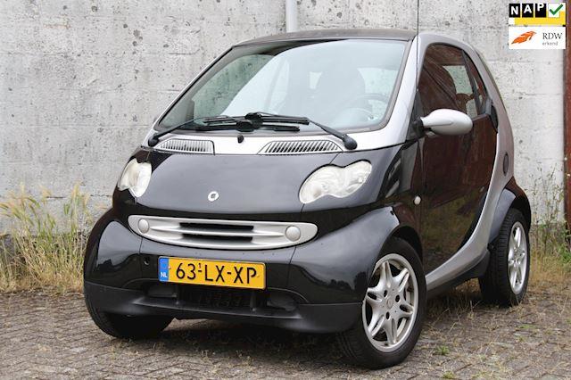 Smart City-coupé occasion - Voorwaerts