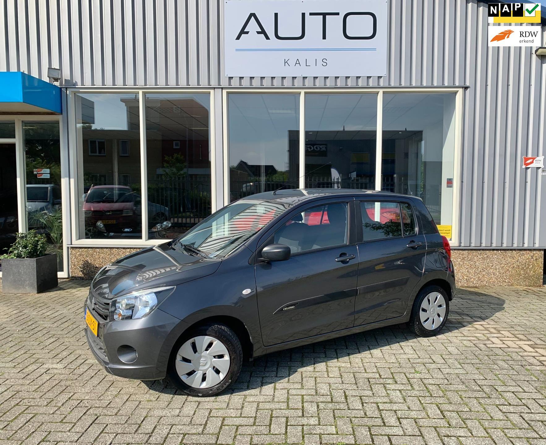 Suzuki Celerio occasion - Auto Kalis