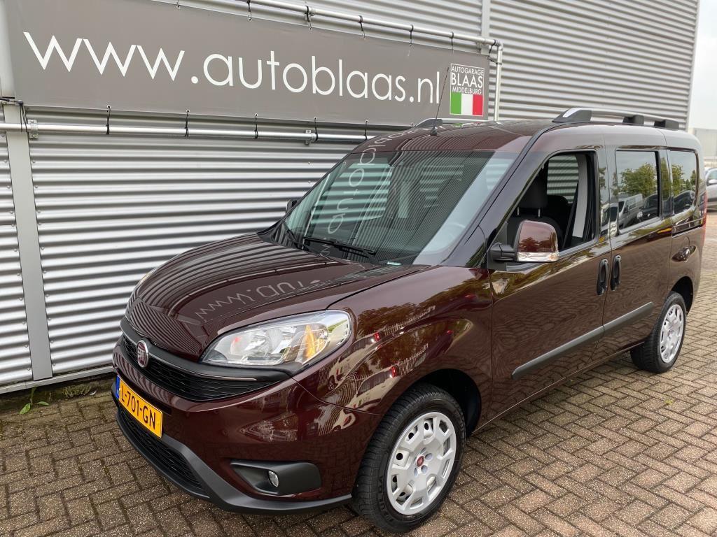 Fiat Doblò occasion - Eerste Zeeuwse Autogarage Blaas