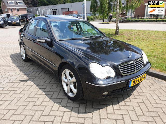 Mercedes-Benz C-klasse 180 K. Avantgarde sport automaat zeer nette auto