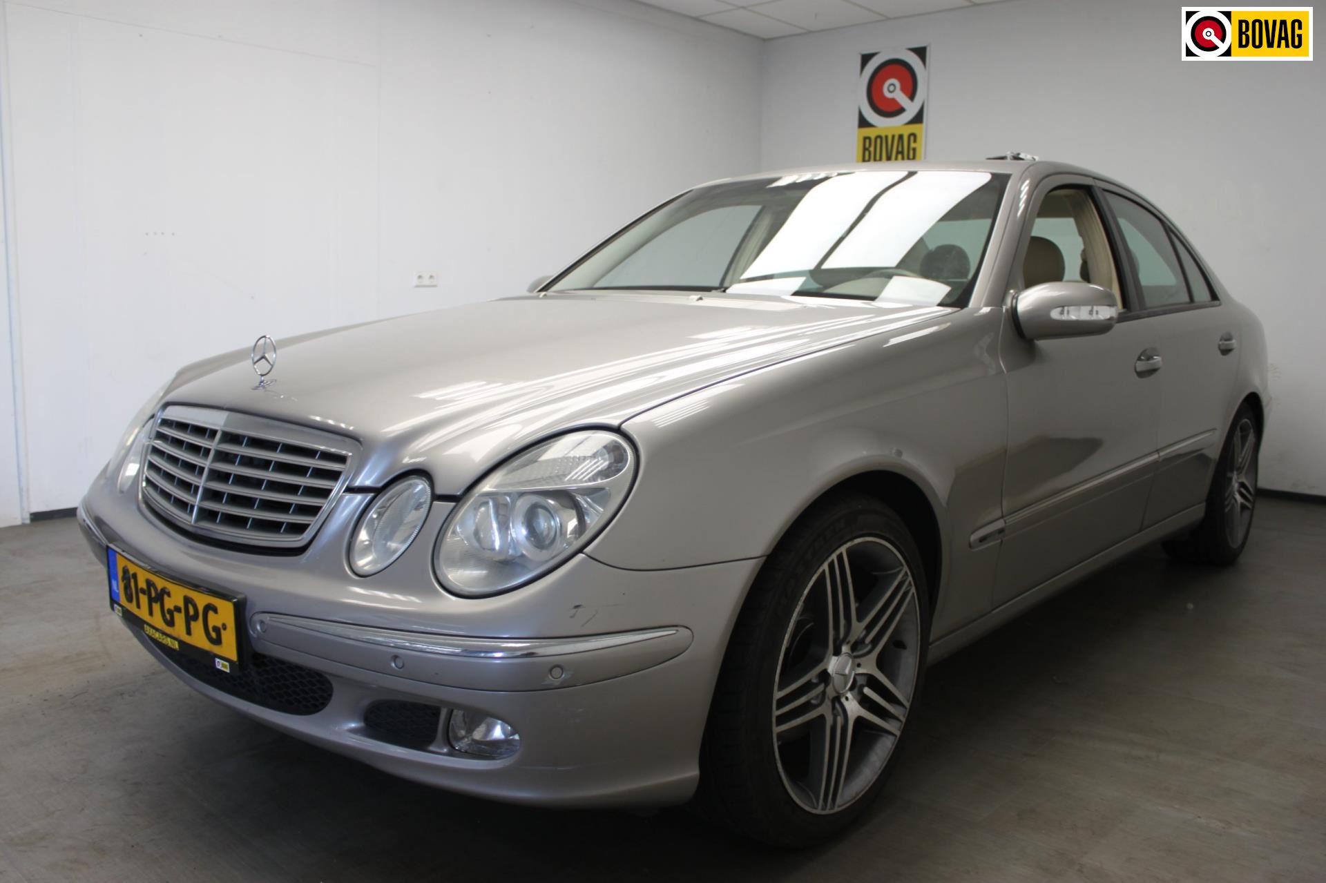 Mercedes-Benz E-klasse occasion - Autoservice Axacars