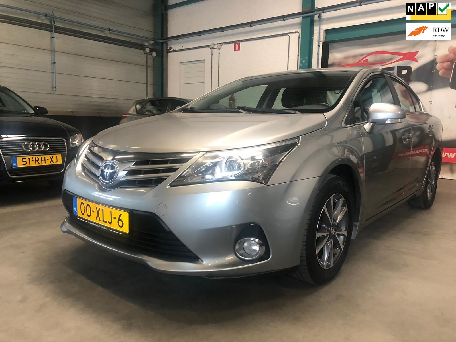 Toyota Avensis occasion - Broer Autohandel