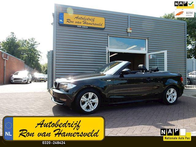 BMW 1-serie Cabrio occasion - Ron van Hamersveld BV