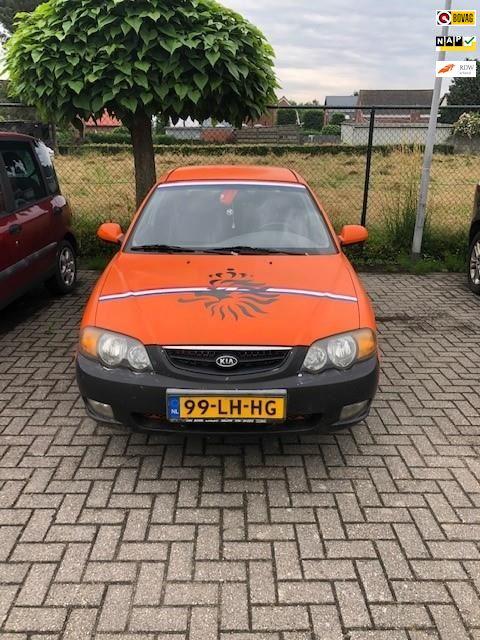 Kia Shuma occasion - Autobedrijf Van Boxel VOF