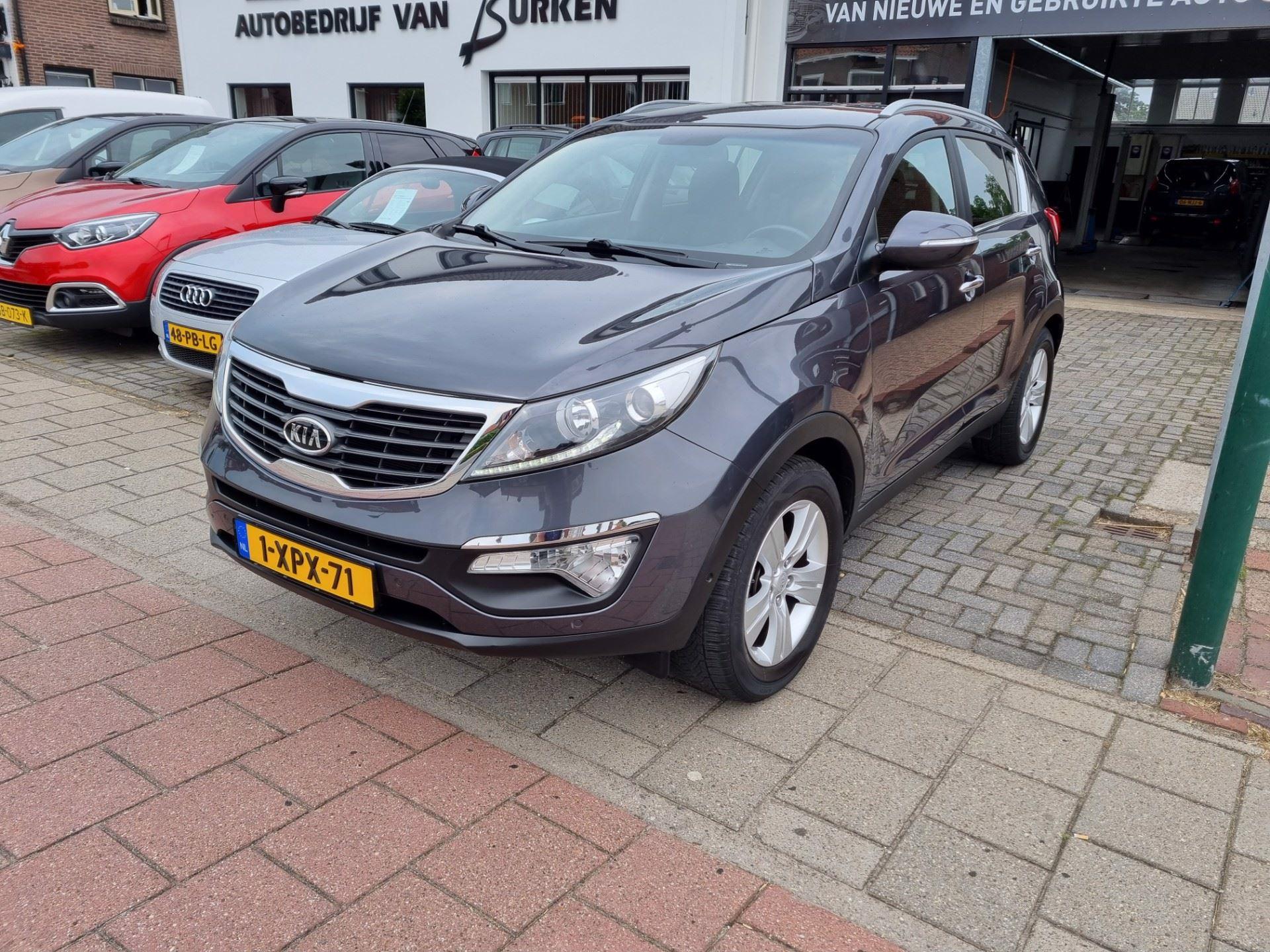 Kia Sportage occasion - Autobedrijf van Burken