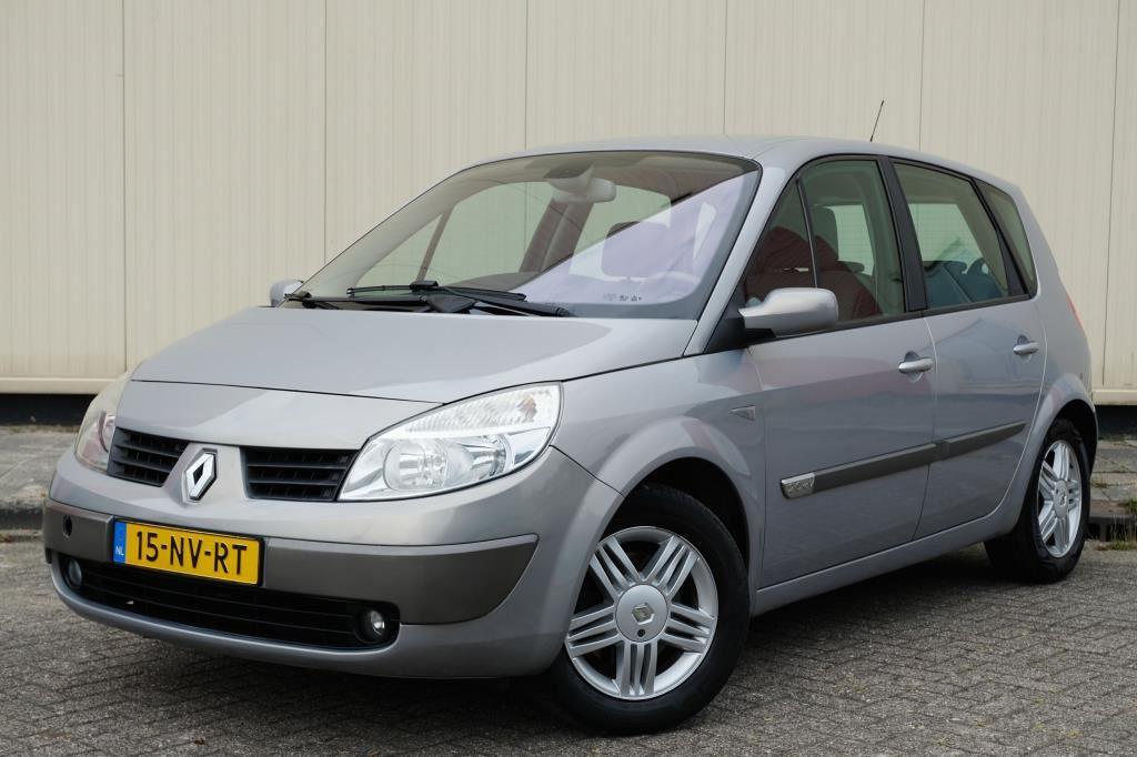 Renault Scénic occasion - Autohuis Sappemeer