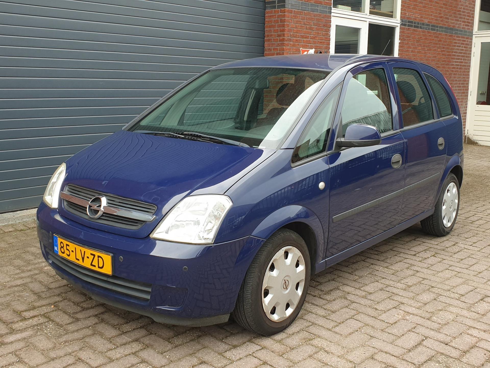 Opel Meriva occasion - TD Cars