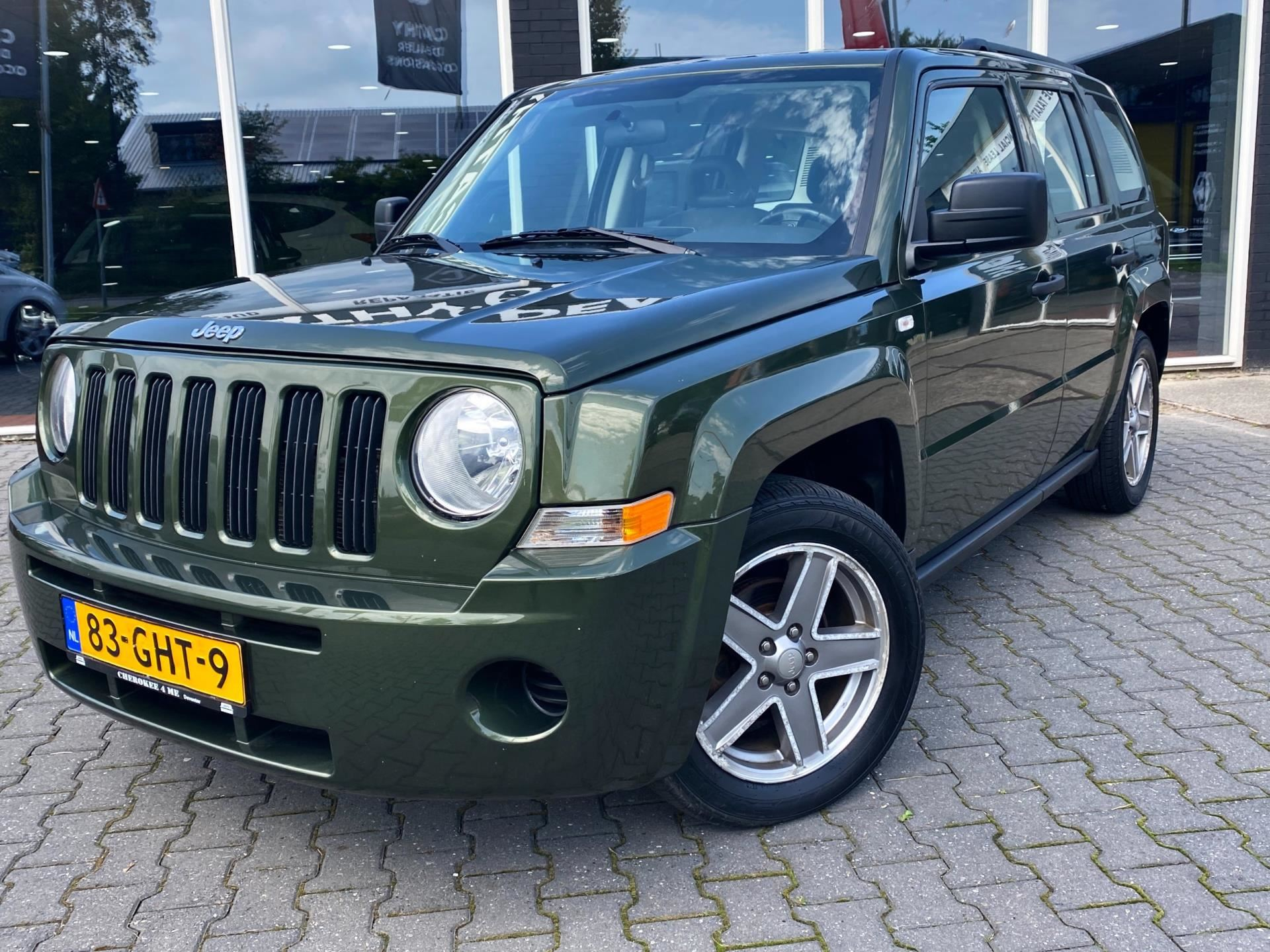 Jeep Patriot occasion - Cathy Dealer Occasions