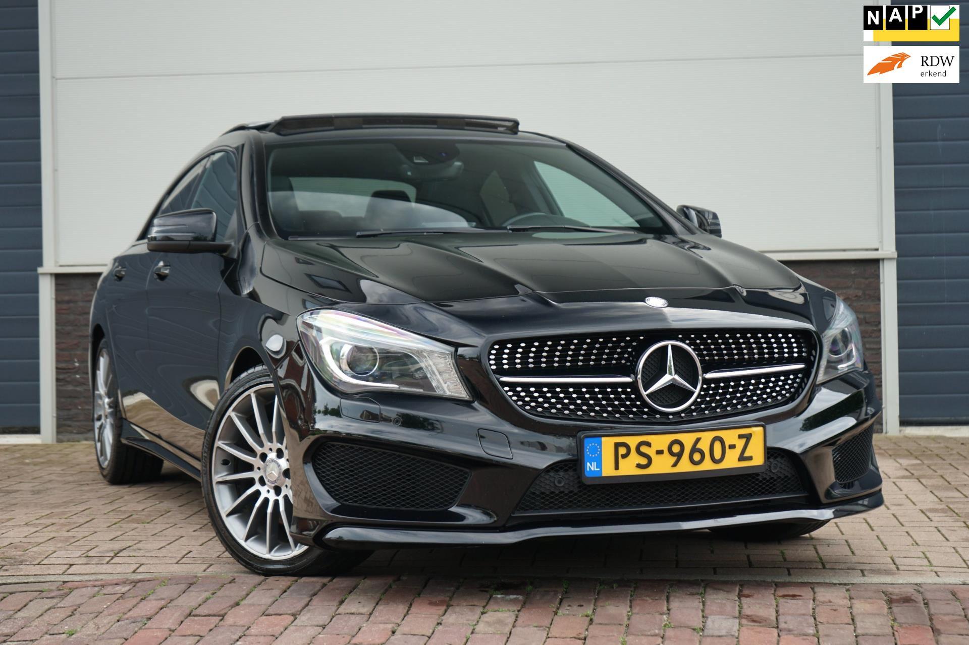 Mercedes-Benz CLA-klasse occasion - Randstad Occasions