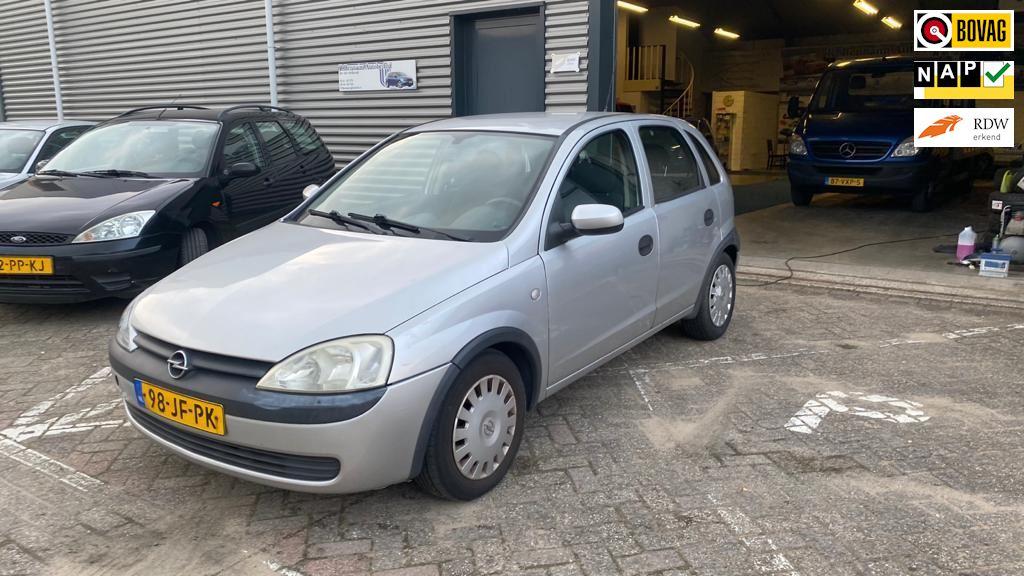 Opel Corsa occasion - R. Bennaim Autobedrijf