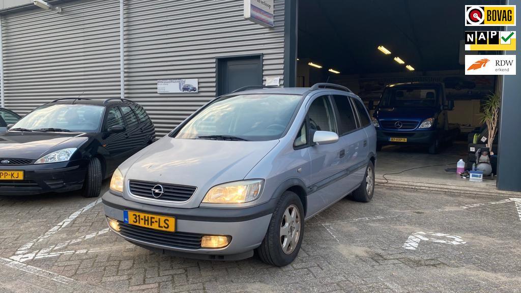 Opel Zafira occasion - R. Bennaim Autobedrijf