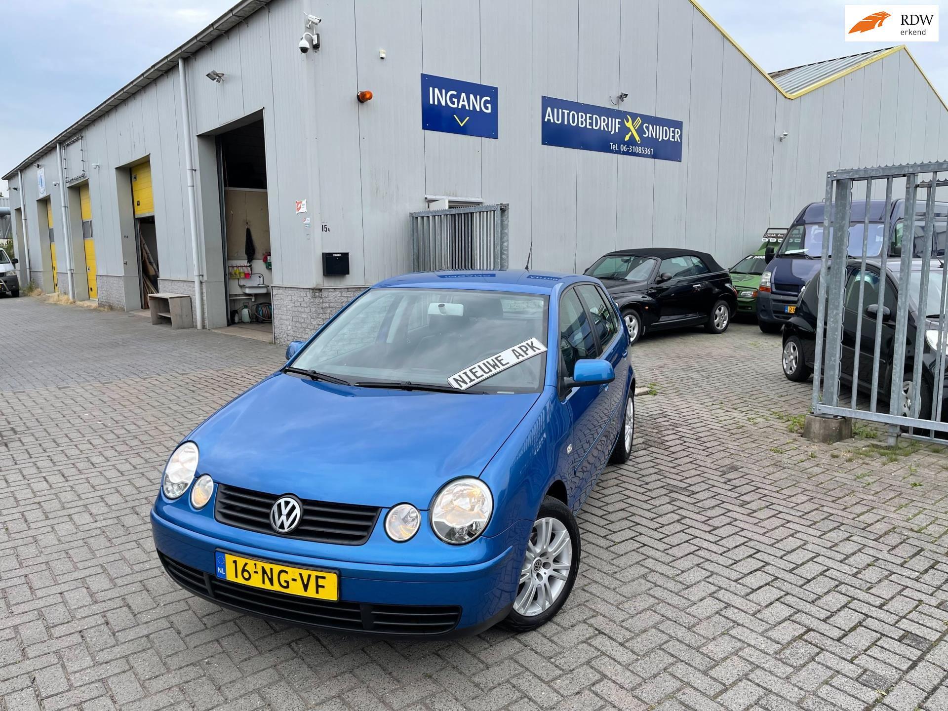 Volkswagen Polo occasion - Autobedrijf Snijder