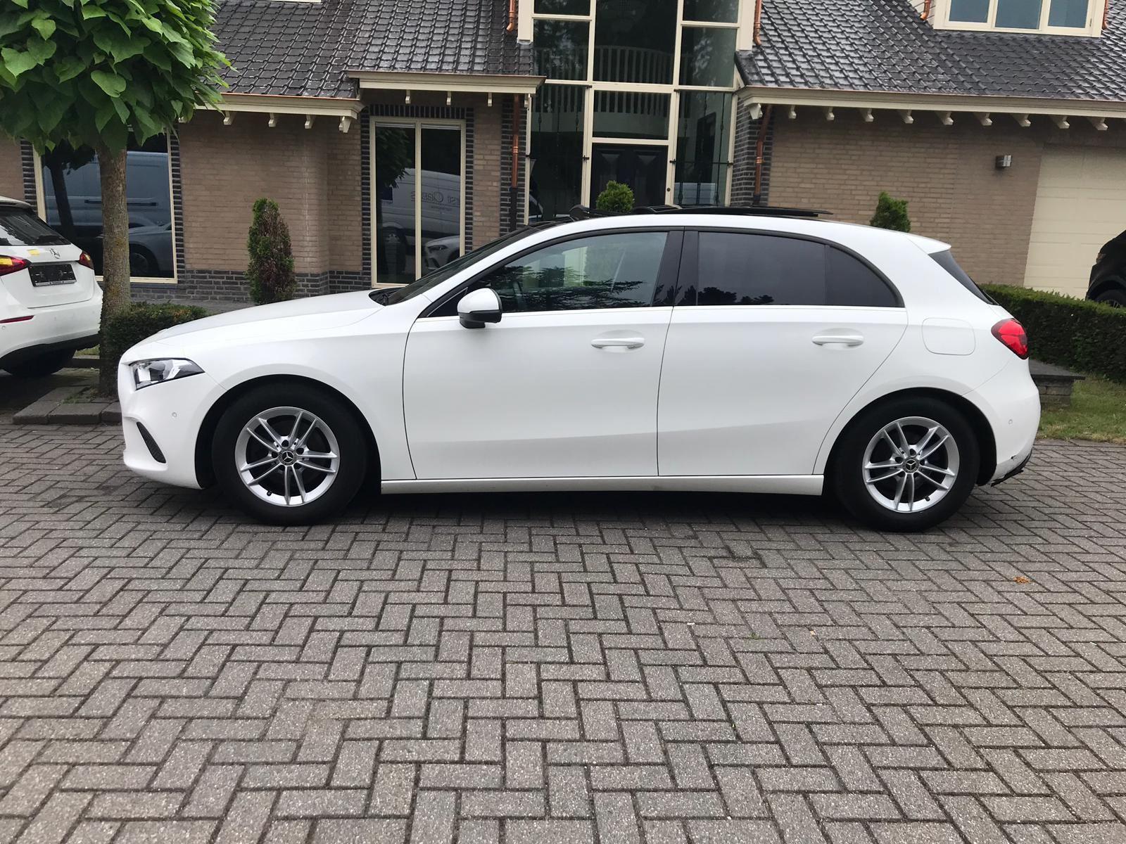 Mercedes-Benz A-klasse occasion - Van Sabben Auto's