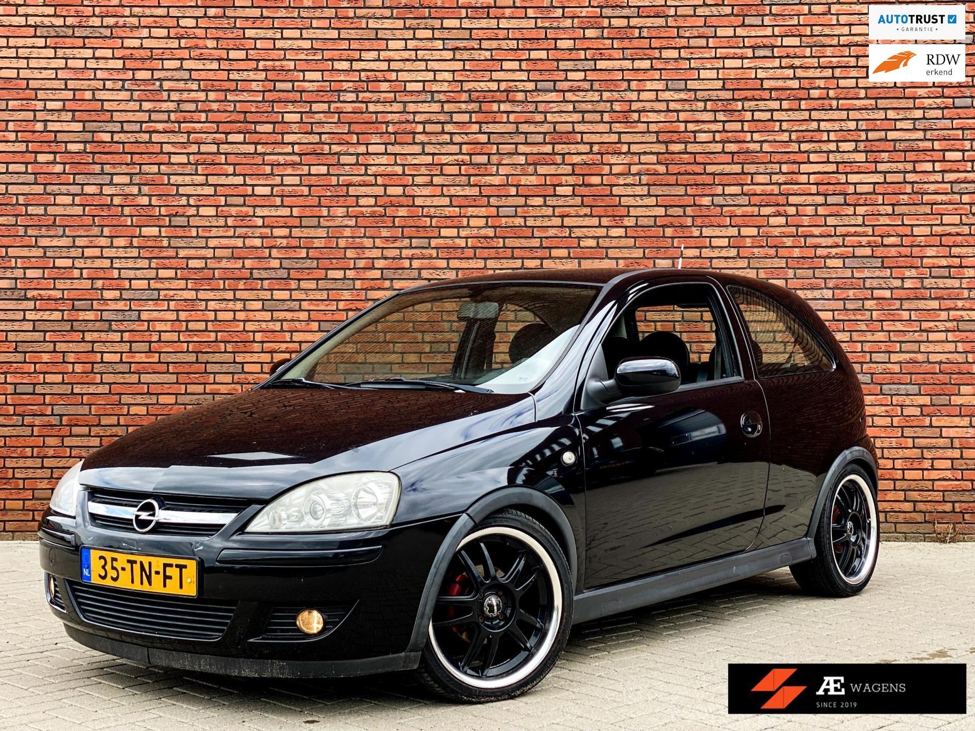 Opel Corsa occasion - AE Wagens
