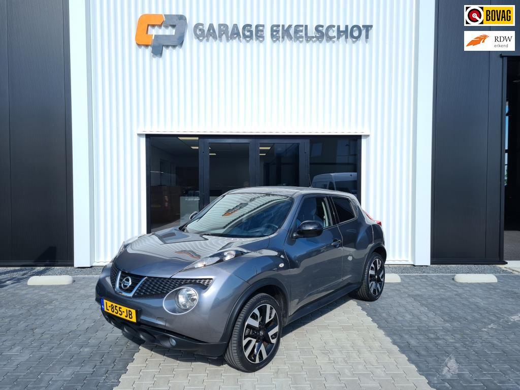 Nissan Juke occasion - Garage Ekelschot BV