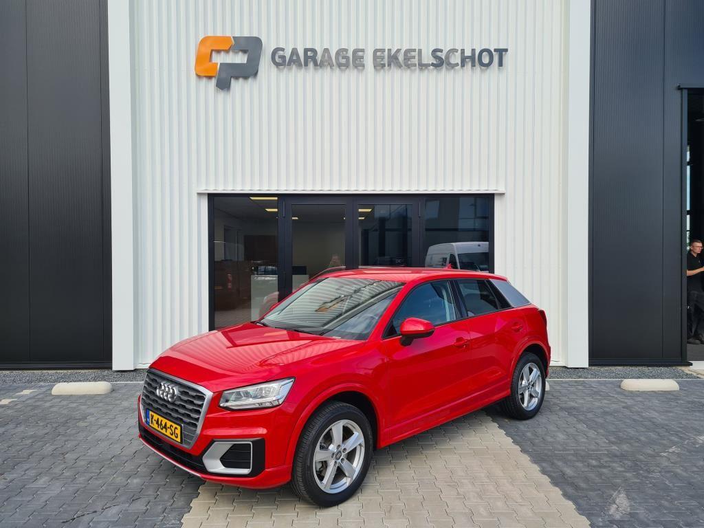 Audi Q2 occasion - Garage Ekelschot BV