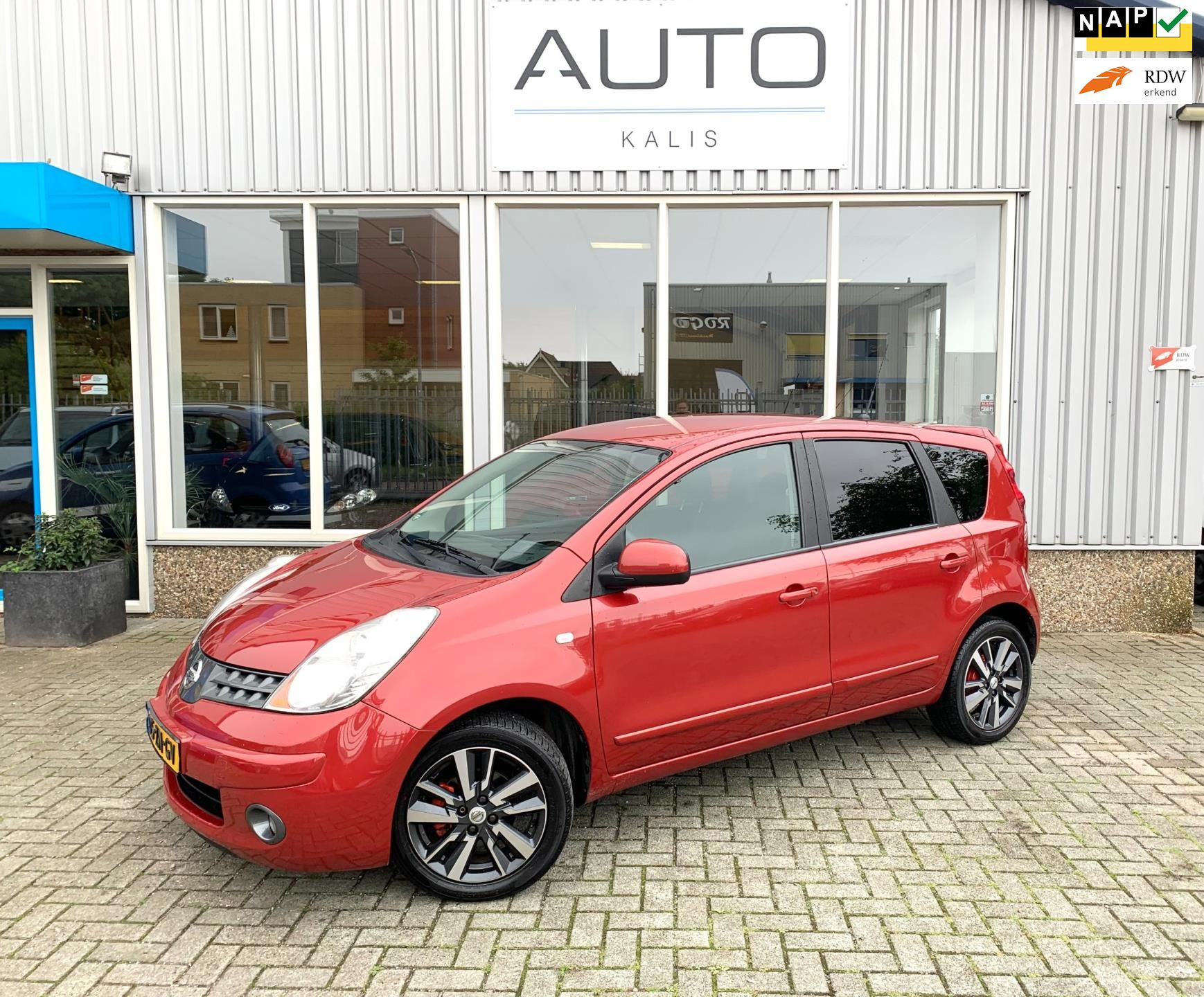 Nissan Note occasion - Auto Kalis