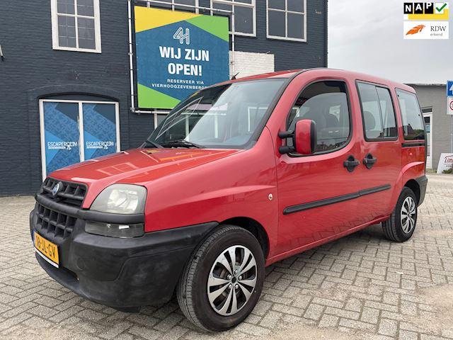 Fiat Doblò 1.6-16V SX APK 4-2022/NAP