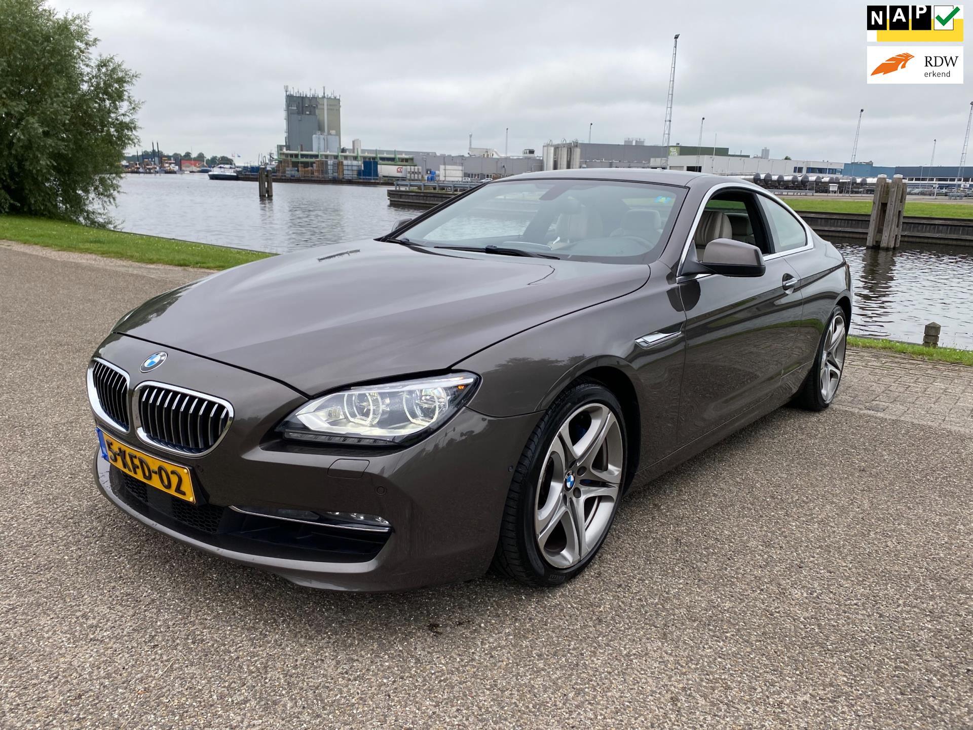 BMW 6-serie occasion - Autoplein Nijkerk