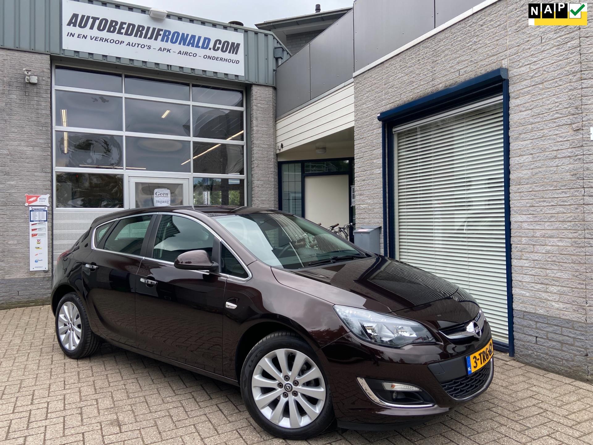 Opel Astra occasion - Autobedrijf Ronald