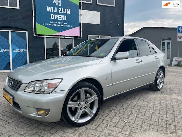 Lexus IS 200 APK 4-2022/AIRCO/VELGEN