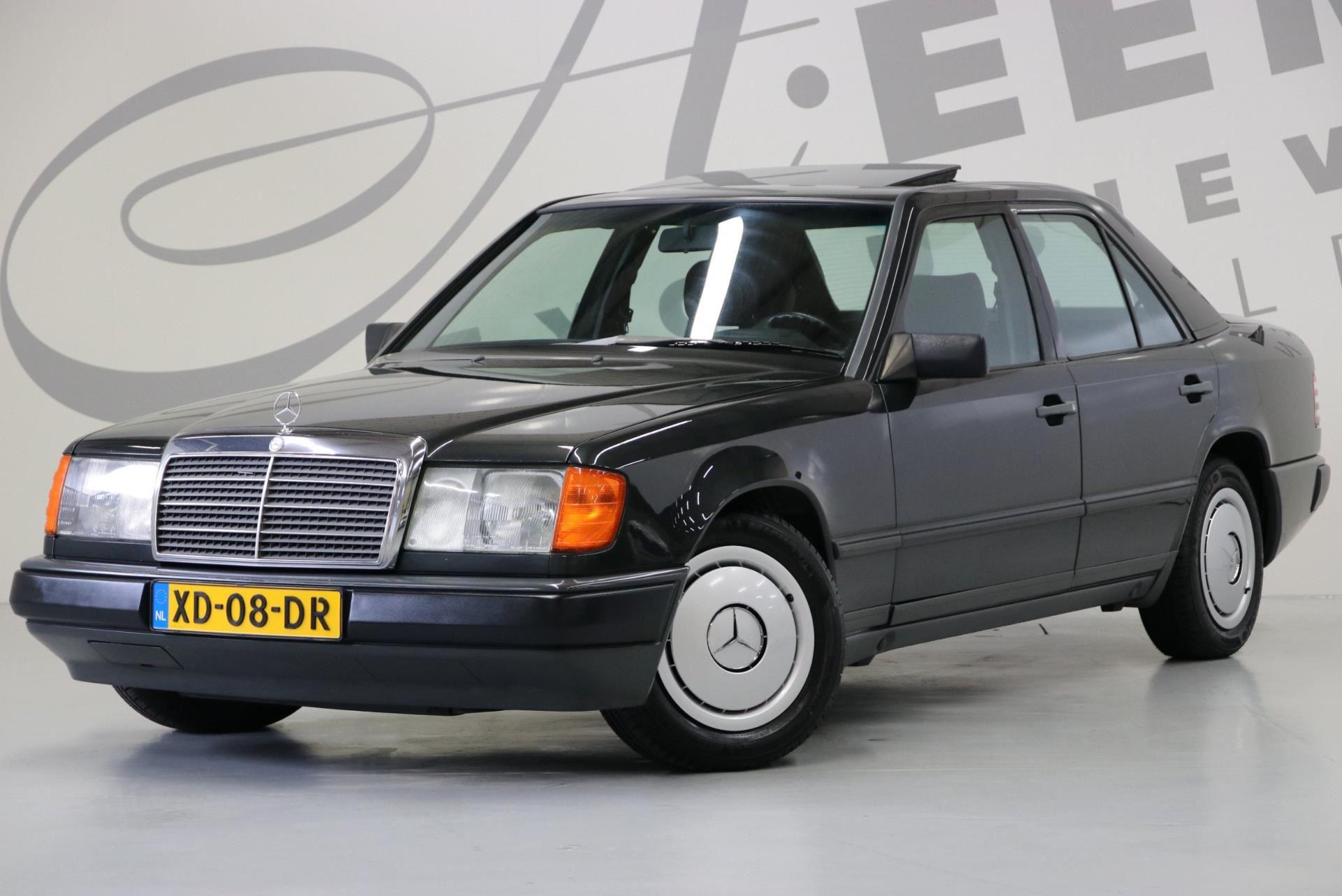 Mercedes-Benz 200-500 W124 occasion - Aeen Exclusieve Automobielen