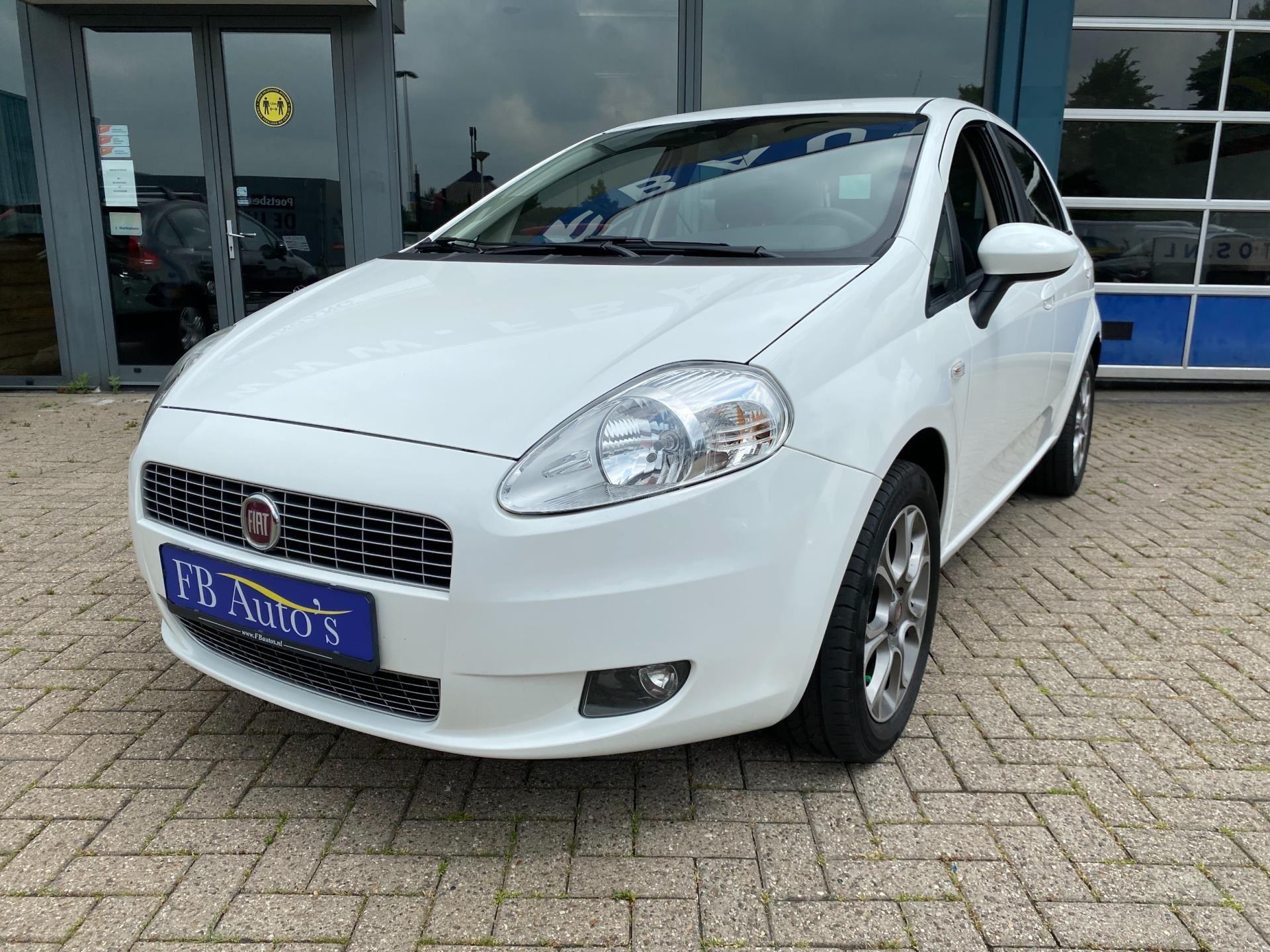 Fiat Grande Punto occasion - FB Auto's