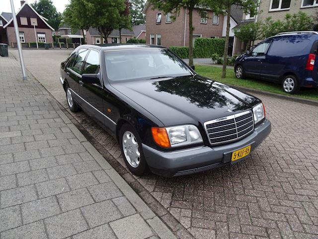 Mercedes-Benz 300 SE  youngtimer 133000 km met alle documenten nap rapport boekjes